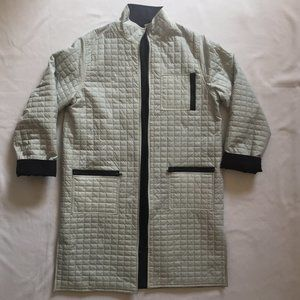 SPANNER Quilted Reversible Oversized Coat/ Jacket